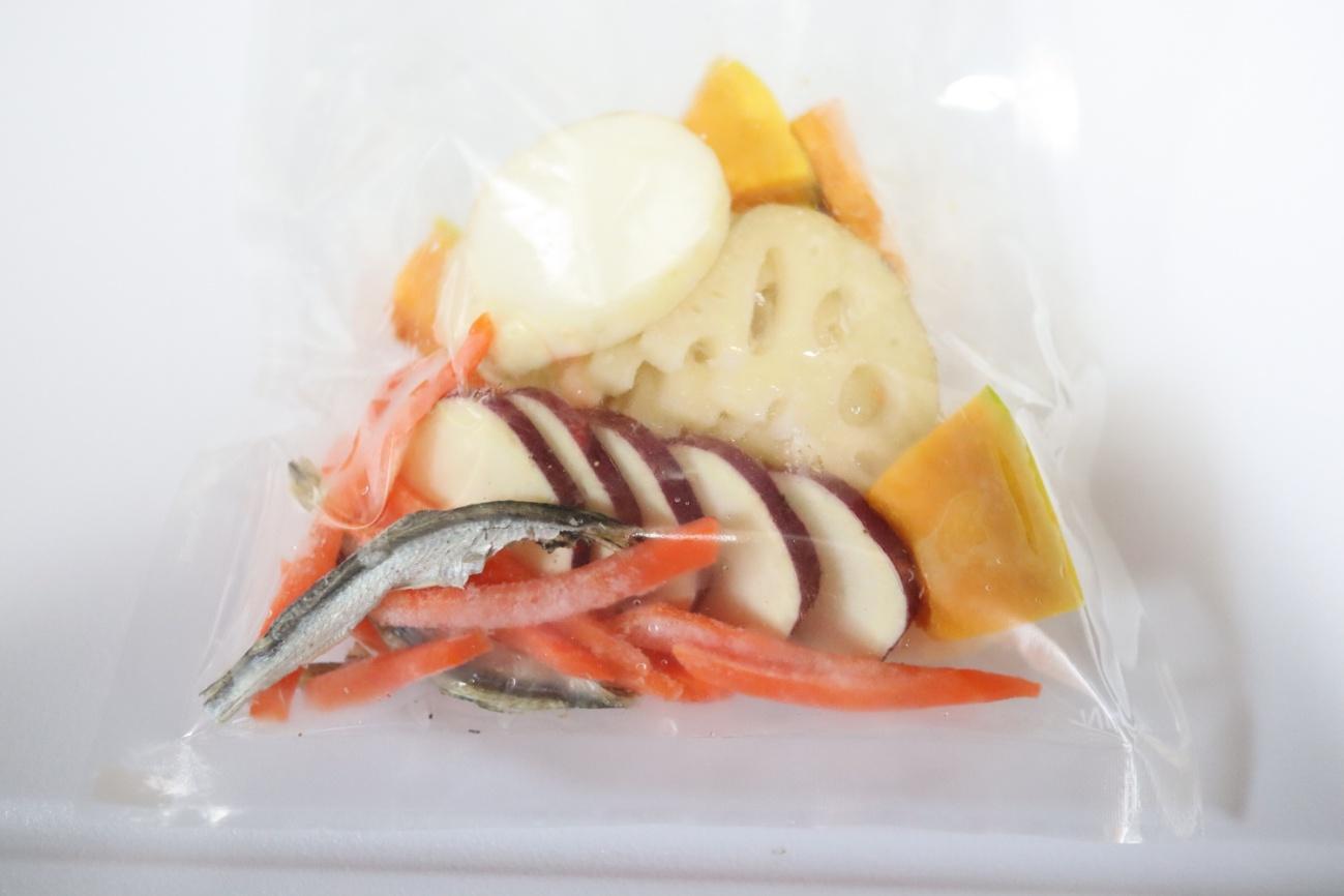 味噌汁用根菜セット(