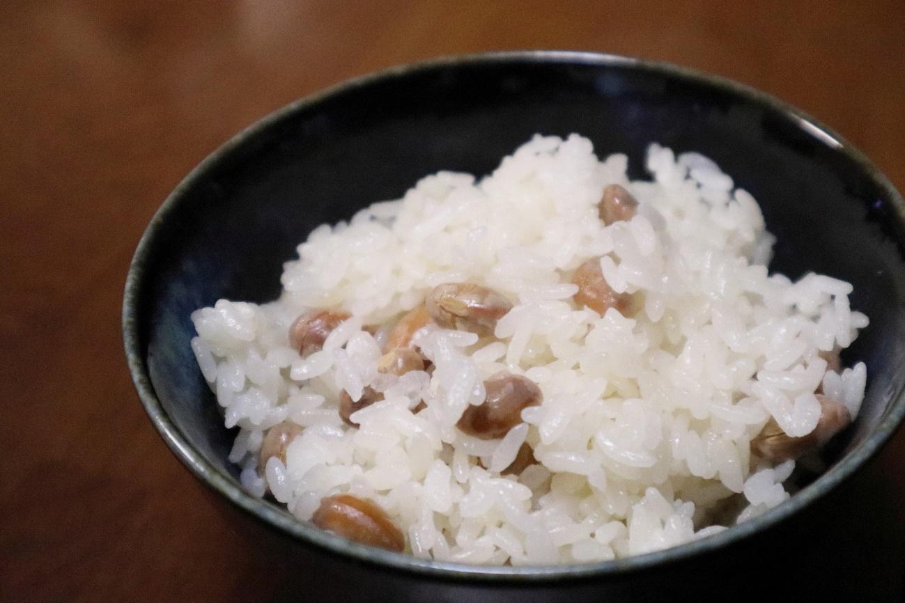 福豆ごはん