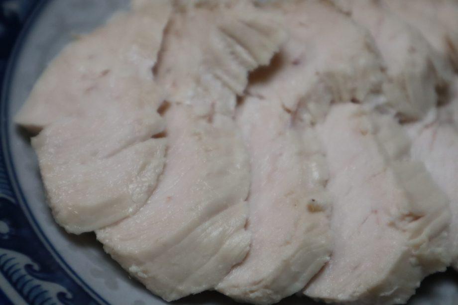 手作りサラダチキンや緑の豆のスープなど、春の介護食レシピ~ダイエット~