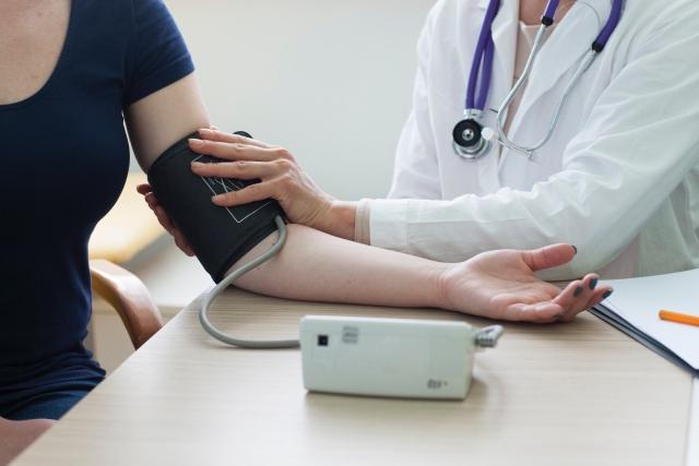本当は怖い高血圧の話・・特徴や合併症