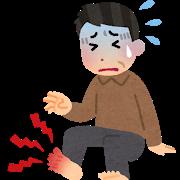 痛風の原因と予防について