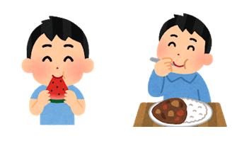 味覚の種類とメカニズム、わたしたちの健康の関係
