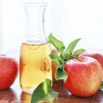 リンゴ酢の効果や飲み方、血糖値が上がりにくい食事の摂り方とは?