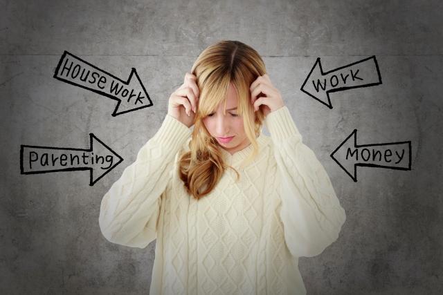 円形脱毛症の原因にも!?ストレスが身体に及ぼす影響とは?