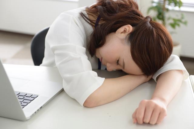 疲労回復に効果的な栄養素とは?
