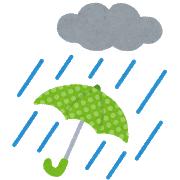 梅雨の時季の体調不良~原因と対策~