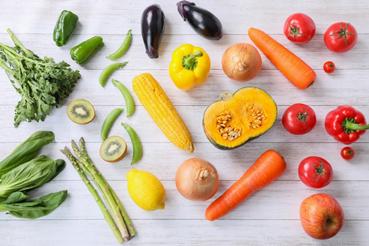美容と健康に効く!カラフルな野菜に含まれるフィトケミカルの効果