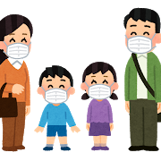 マスクの正しい使い方|種類や効果について