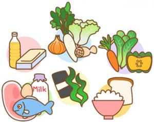 夏バテに効く栄養素