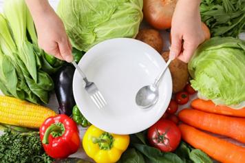 栄養バランスの整った食事で体調を整える