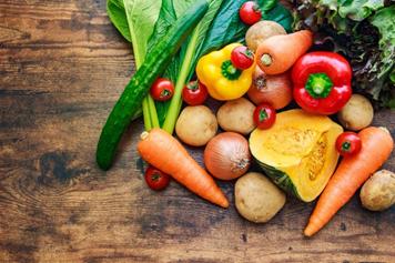 栄養バランスが整った食事を心がけて