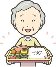 宅配弁当も活用して栄養バランスのいい食事を
