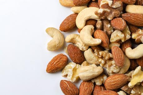 美容や健康に役立つナッツの栄養
