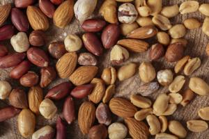 ナッツの種類と特徴