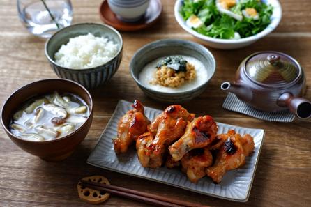 栄養バランスのいい食事と麹のパワーで健康に!