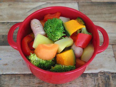 ビタミンエースが豊富に含まれている野菜