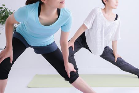 適度な運動習慣をつける