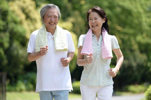 ダイエットや生活習慣病予防に期待 ウォーキングの健康効果
