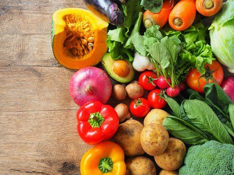 ガン予防に効果的な食事とは?