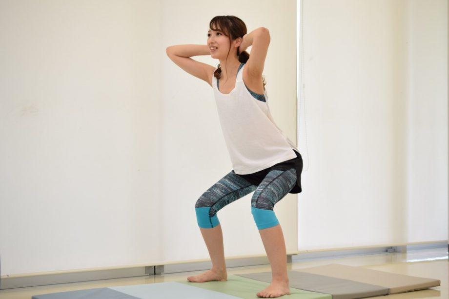 適度な運動で筋肉量を維持しよう